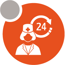 24 Uurszorg bij Particuliere Thuiszorg Nederland