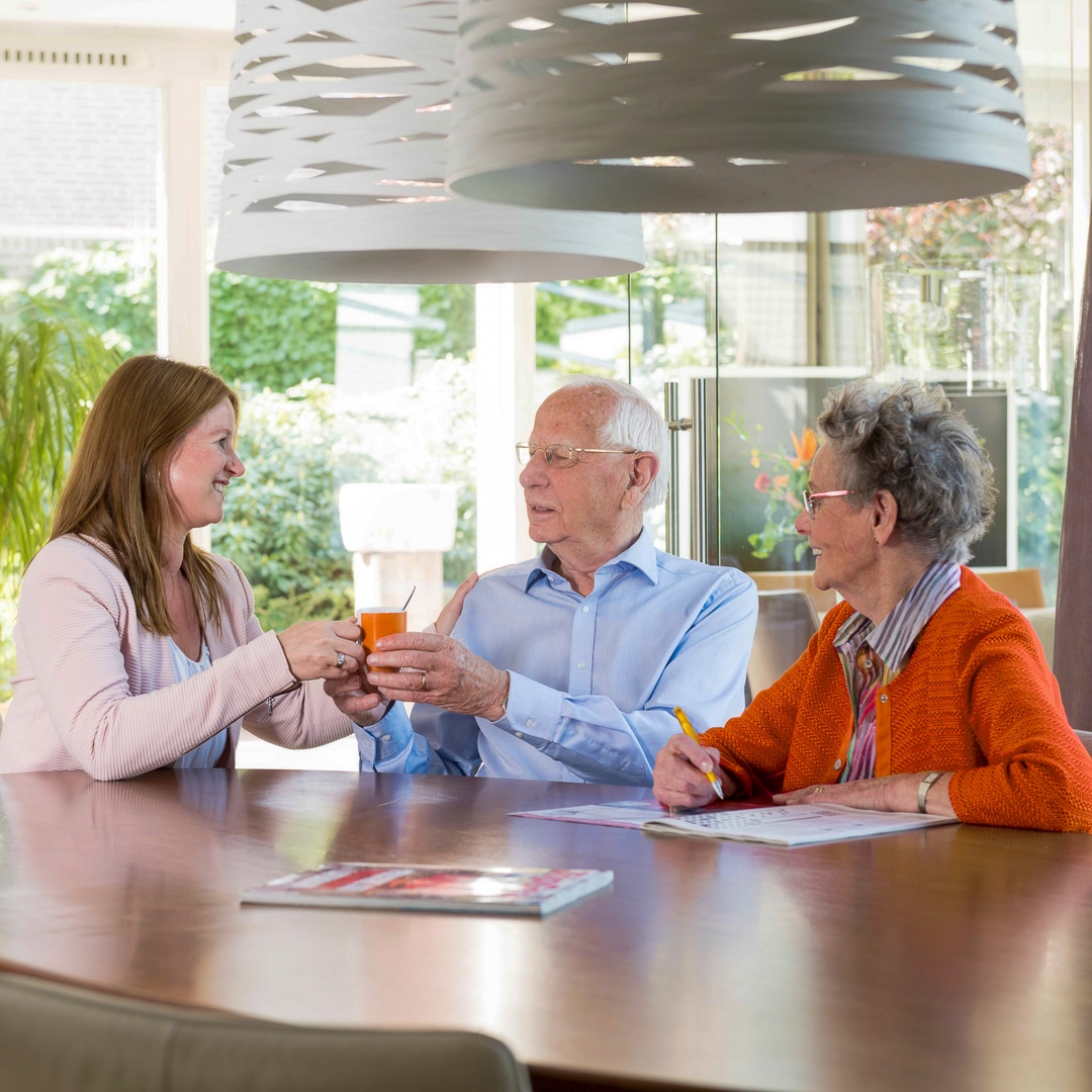 Particuliere Thuiszorg Nederland nieuws - header