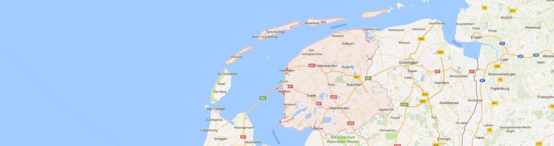 Particuliere Thuiszorg Nederland in Friesland