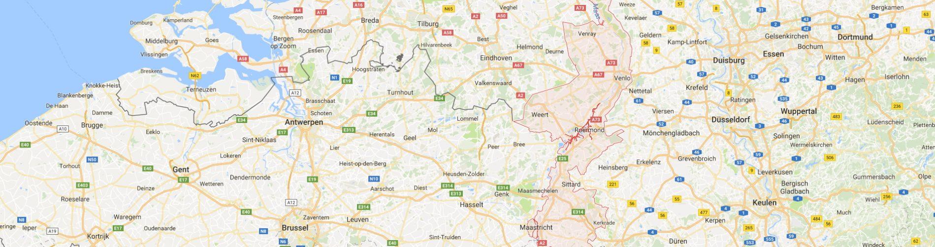 Particuliere Thuiszorg Nederland in Limburg