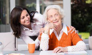 Particuliere thuiszorg bij dementie of Alzheimer