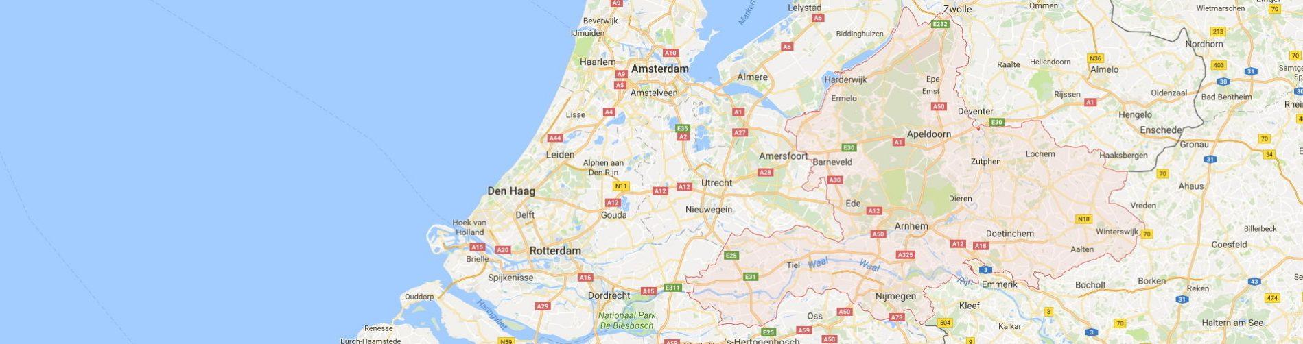 particuliere thuiszorg in de provincie gelderland
