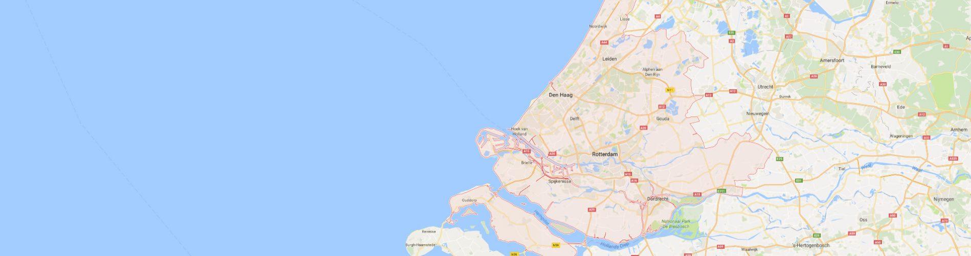 Particuliere Thuiszorg Nederland in Zuid-Holland